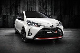 """Toyota показа тийзър на """"гореща"""" версия на Yaris"""