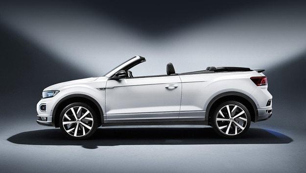 Volkswagen T-Roc стъпи на конвейера в Оснабрюк