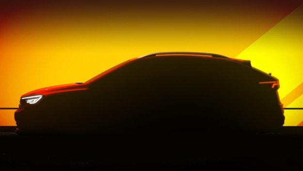 Volkswagen показва нов кросоувър на видео