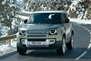Land Rover пуска бюджетен SUV и луксозен Defender