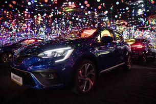 Renault представя нестандартно новото CLIO