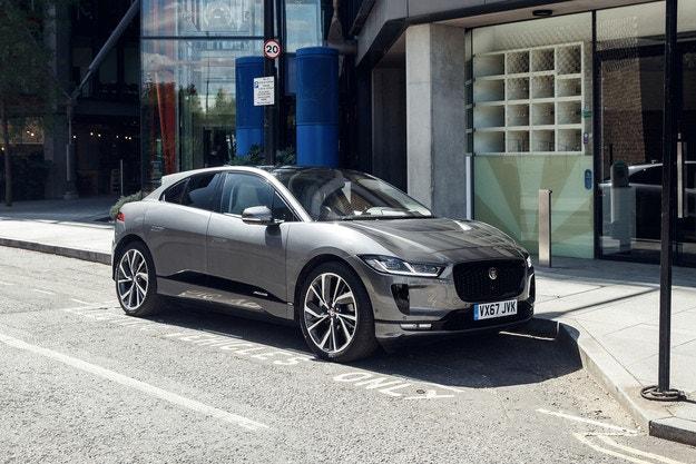 Jaguar I-Pace с по-голям автономен пробег
