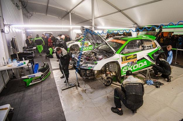 Skoda спира заводската си програма във WRC 2