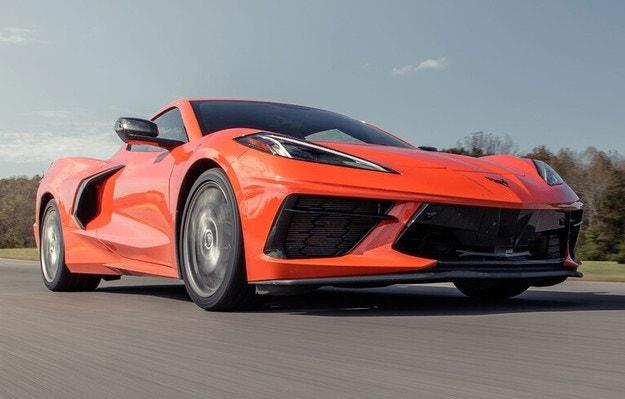 Първата партида от новия Chevrolet Corvette е продадена