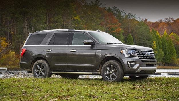 Ford Expedition Limited FX4: Проходимост и комфорт