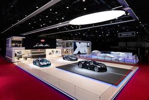 Bugatti получи нови престижни отличия