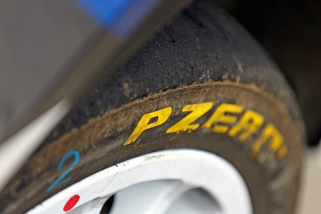 Pirelli влиза и във WRC