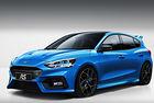 Новият Ford Focus RS с напълно нова схема