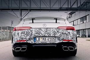 Mercedes-AMG GT 73 ще възроди легендарна табела