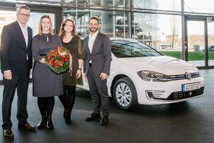 Volkswagen достави 250 000 електромобила