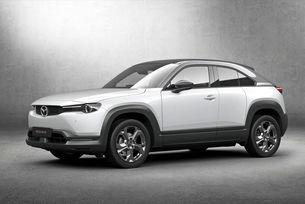 Mazda предпочита по-малките батерии за EV