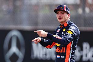 Верстапен удължи договора си с Red Bull