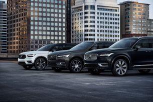 Volvo Cars постави шести рекорд по продажби