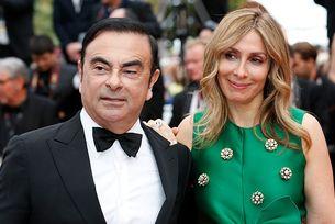 Япония иска да арестуват съпругата на Карлос Гон