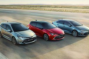 Toyota надхвърля границата от 1 млн. продажби