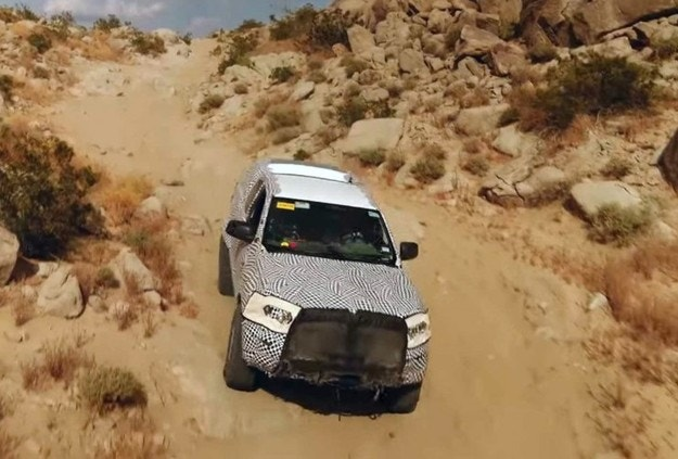 Ford показа възродения всъдеход Bronco