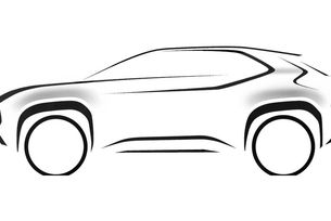 Toyota обяви нов малък кросоувър