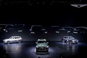 В новата гама на Genesis има място за шест модела
