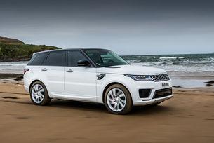 Range Rover Sport сменя поколението след две години