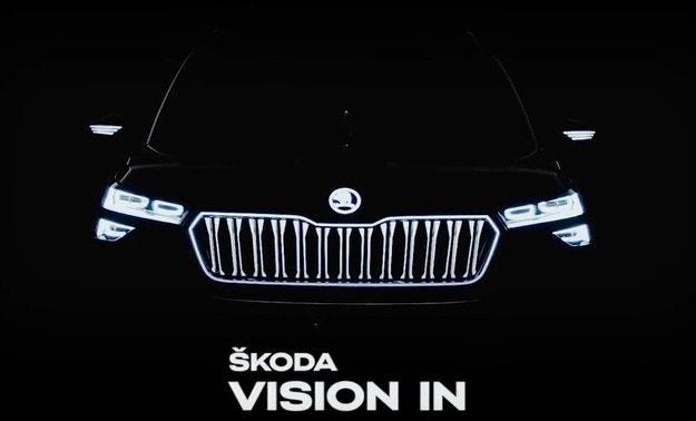 Skoda показа на видео новия си кросоувър
