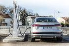 Audi инвестира в инфраструктурата за зареждане