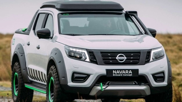 Nissan обнови пикапа Navara Off-Roader AT32