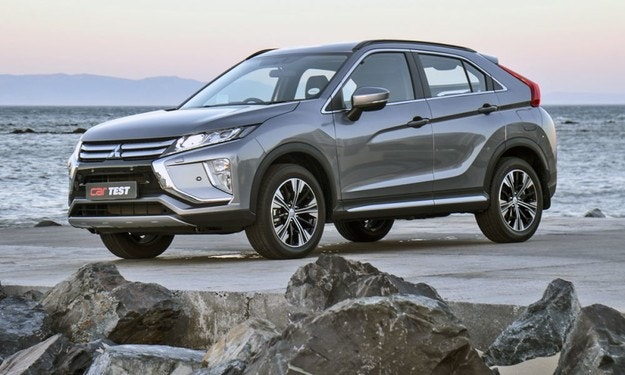 Mitsubishi пусна на тестове обновения Eclipse Cross