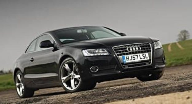 Audi A5 2.0 TFSI: Нов супергерой