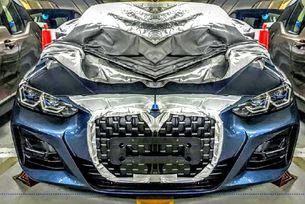 """Снимаха новото BMW Серия 4 с огромни """"ноздри"""""""