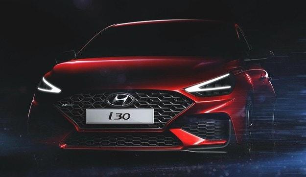Hyundai ще представи в Женева обновения i30