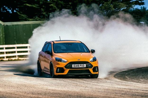 Ford отлага премиерата на новия Focus RS