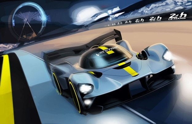 Aston Martin се отказа от Льо Ман