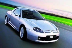 Първите китайски MG Rover ще се появят през март