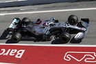 Mercedes постави начало на тестовете