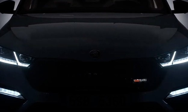 Skoda показа на видео новата Octavia RS