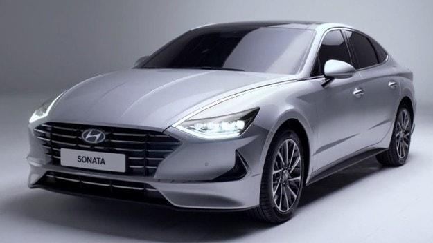 Hyundai Sonata получава дълга модификация