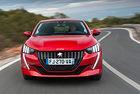 Peugeot 208 е Автомобил на 2020 г. в Европа