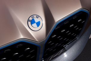 BMW обнови фирменото лого