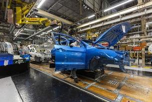 Nissan подпомага Съндърланд за нов Qashqai