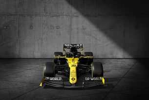 DP World и Renault F1 Team подписват споразумение