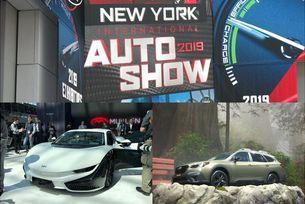 Отмениха и автомобилния салон в Ню Йорк