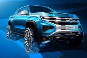 Volkswagen обяви ново поколение на пикапа Amarok