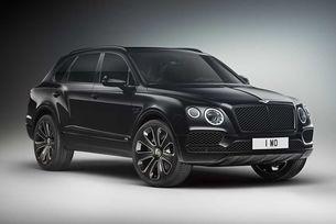 Bentley може да смени Mulsanne с нов кросоувър