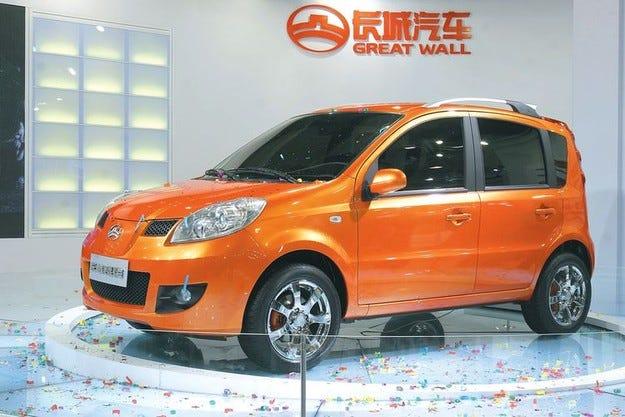 Chrysler търси спасение в Китай