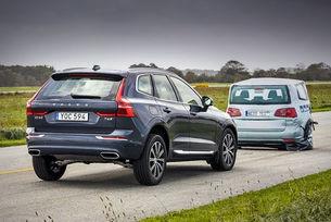 Девет модела на Volvo с проблеми при автоматично спиране