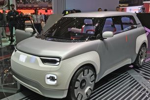 Fiat готви серийна версия от концепта Centoventi