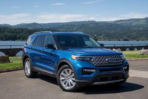 Автомобилите Ford разпознават границите на пътя
