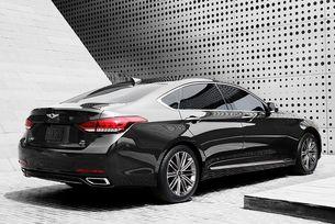 Genesis обяви премиерата на новия седан G80