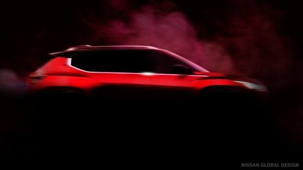 Nissan измисли име на нов компактен кросоувър