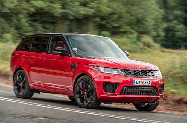Предстоят промени в хибридните системи на Land Rover